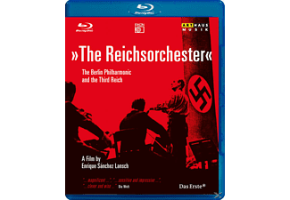 Diverse, Bpo - The Reichsorchester (English Version) - (Blu-ray)