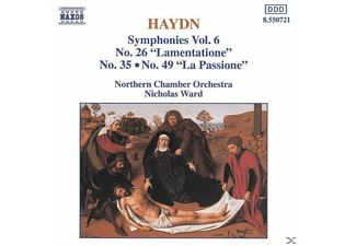 Northern Chamber Orchestra - Sinfonien 26+35+49 - (CD)
