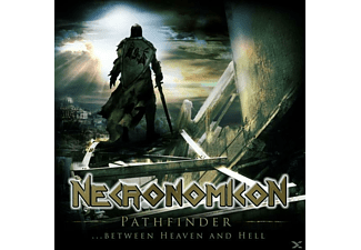 Necronomicon - Pathfinder...Between Heaven And Hell [CD]