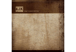 Ajk - What's Good For You - (CD)