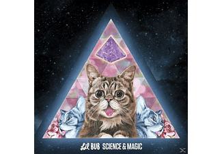 Lil Bub - Science & Magic: A Soundtrack To Th [Vinyl]