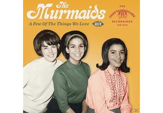 Murmaids - A Few Things We Love-The Chattahoochee Recording - (CD)