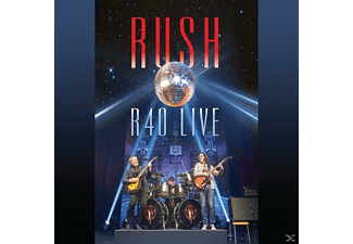 Rush - R40 Live (3CD+DVD) [CD + DVD Video]