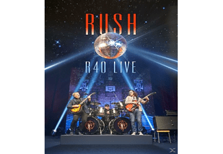 Rush R40 Live CD+DVD DVD + CD