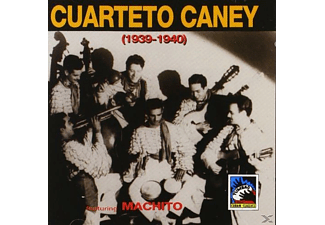 Cuarteto Caney Feat. Machito - Cuarteto Caney 1939-1940 - (CD)