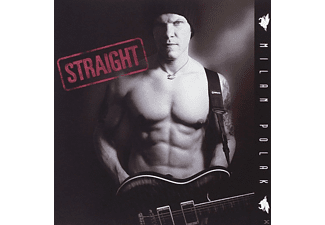 Milan Polak - Straight - (CD)