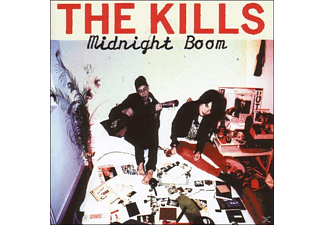 The Kills - Midnight Boom [Vinyl]