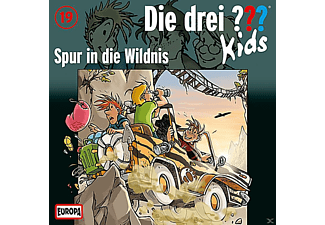 SONY MUSIC ENTERTAINMENT (GER) Die drei ??? Kids 19: Spur in die Wildnis