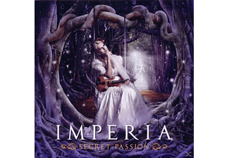 Imperia - Secret Passion - (CD)