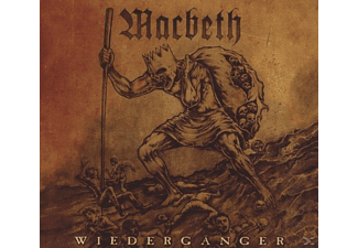 Macbeth - Wiedergänger (Ltd.Digipak) - (CD)