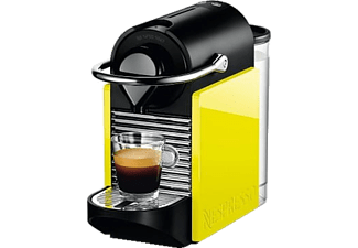 NESPRESSO C60C Black and Lemon Neon Kahve Makinesi