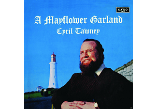 Cyril Tawney - A Mayflower Garland [CD]