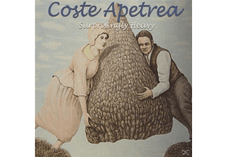 Coste Apetrea - Surprisingly Heavy [CD]