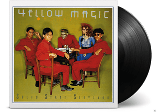 Yellow Magic Orchestra - Solid State Survivor - (Vinyl)