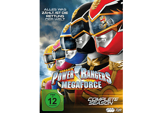 Power Rangers: Megaforce - Die komplette Staffel - (DVD)