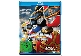 Power Rangers: Megaforce - Die komplette Staffel - (Blu-ray)