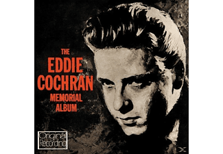 Eddie Cochran - The Eddie Cochran Memorial Album - (CD)