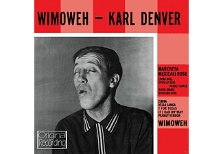 Karl Denver - Wimoweh - (CD)