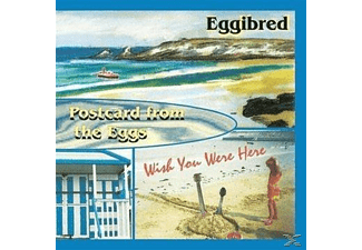 Eggibred - Postcard From The Eggs [CD]