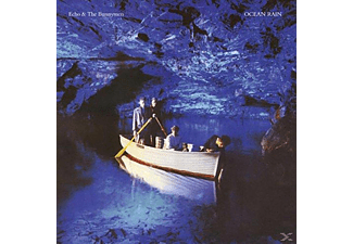 Echo, The Bunnymen - Ocean Rain - (Vinyl)
