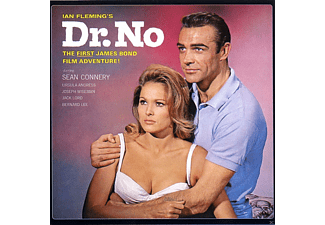 VARIOUS - Dr.No (Remastered) 007-James Bond - (CD)