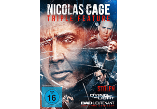 Nicolas Cage Triple Feature [DVD]