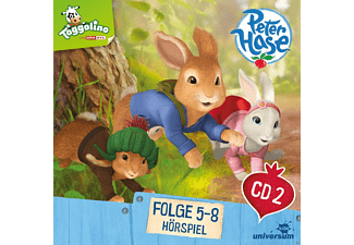 Peter Hase - Peter Hase 02 - Folge 5-8 - (CD)