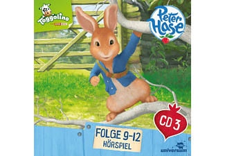 Peter Hase - Peter Hase 03- Folge 9-12 - (CD)