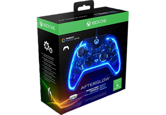 PDP 048-007-EU Afterglow Prismatic, Controller für Xbox One, Mehrfarbig