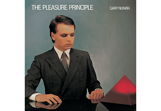 Gary Numan - The Pleasure Principle (Re-Issue) - (Vinyl)