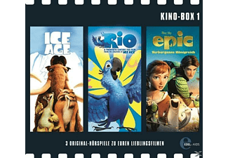 EDEL GERMANY GMBH Kino-Box 1 (Ice Age - Rio - Epic)