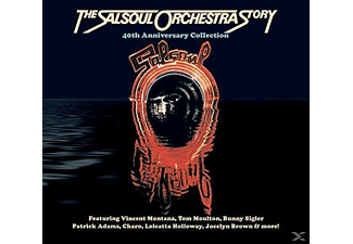 The Salsoul Orchestra - 40th Anniversary Collection (Remastered 3cd) - (CD)
