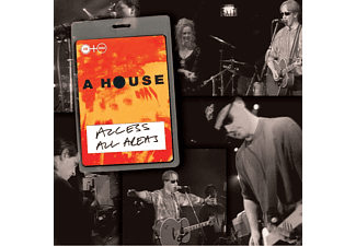 A House - Access All Areas - (CD + DVD Video)