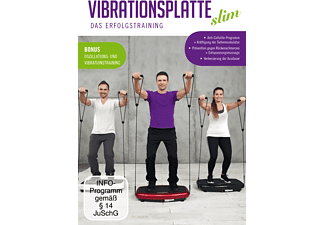 Vibrationsplatte Slim [DVD]
