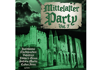VARIOUS - Mittelalter Party Vii [CD]