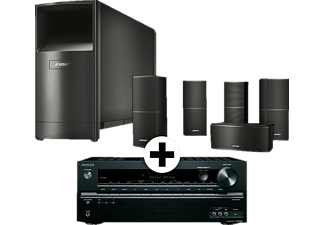 BOSE TX-NR545 + AM-10 Black
