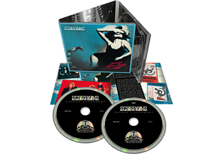 The Scorpions - Savage Amusement (50th Anniversary Deluxe Edition) - (CD + DVD Video)