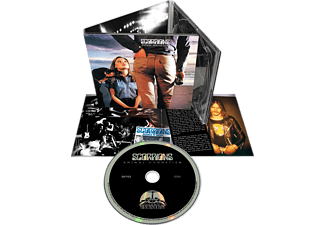 The Scorpions - Animal Magnetism (50th Anniversary Deluxe Edition) - (CD)