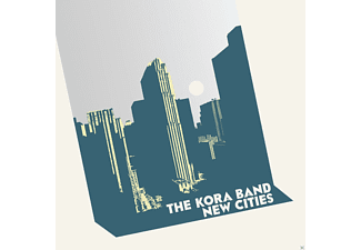 The Kora Band - New Cities - (CD)