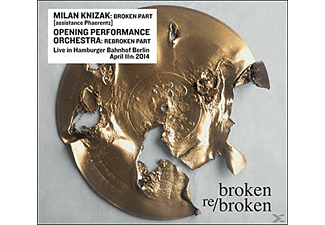 Milan Knizak, Opening Performance Orchestra - Broken Re/Broken [CD]