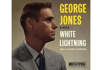 George Jones - White Lightning (Expanded Edition) - (CD)