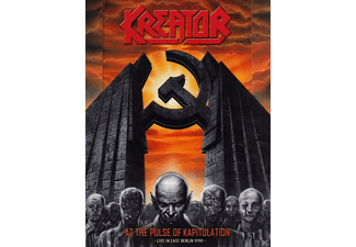Kreator - At the Pulse of Capitualtion: Live in East Berlin 1990 (Audio-CD) - (DVD)