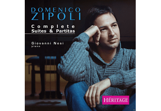 Giovanni Nesi - Complete Suites & Partitas - (CD)