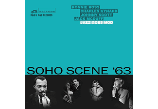 Various - Soho Scene '63-Jazz Goes Mod - (Vinyl)