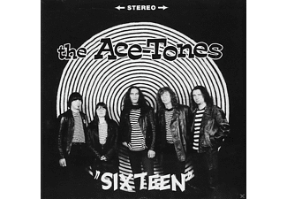 The Ace-Tones - Sixteen - (CD)