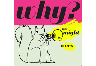 They Might Be Giants - Why? - (CD)