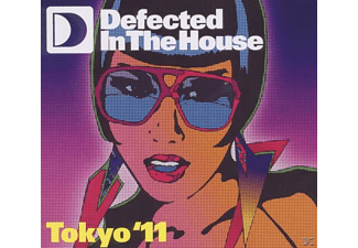 VARIOUS, Various/Studio Apartment & Rae (Mixed By) - Defected In The House Tokyo'11 - (CD)