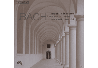 The Blaze - Messe h-moll BWV 232 - (SACD Hybrid)