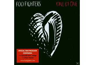 Foo Fighters - ONE BY ONE (LIMITED EDITION) [CD]