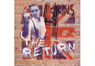 The 4-skins - The Return [CD]